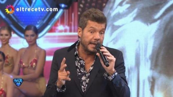 Marcelo tinelli anunci el sorpresivo reemplazo de ltimo Noticias de ultimo momento espectaculos