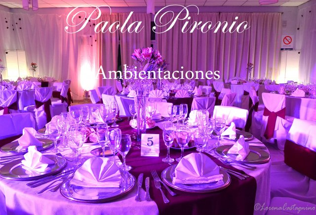 Estilos de decoraci n noticias novias y 15 a os for Decoracion xv anos alicia pais maravillas