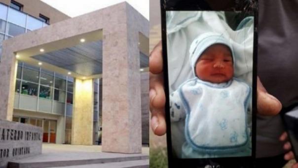 Denuncian que robaron un beb reci n nacido de un hospital for Granitos nacionales argentinos