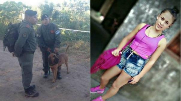 Macabro hallazgo de unos de los perros que busca a Daiana Garnica ... ac74be6d169