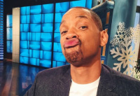 Will Smith hizo estallar las redes sociales con un video