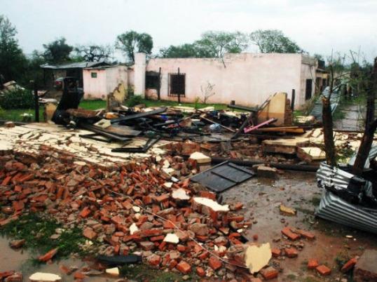 Resultado de imagen para tornado pozo del tigre formosa