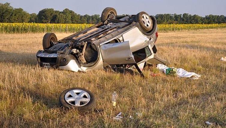 En un terrible accidente en la ruta 226, falleció una nena oriunda de